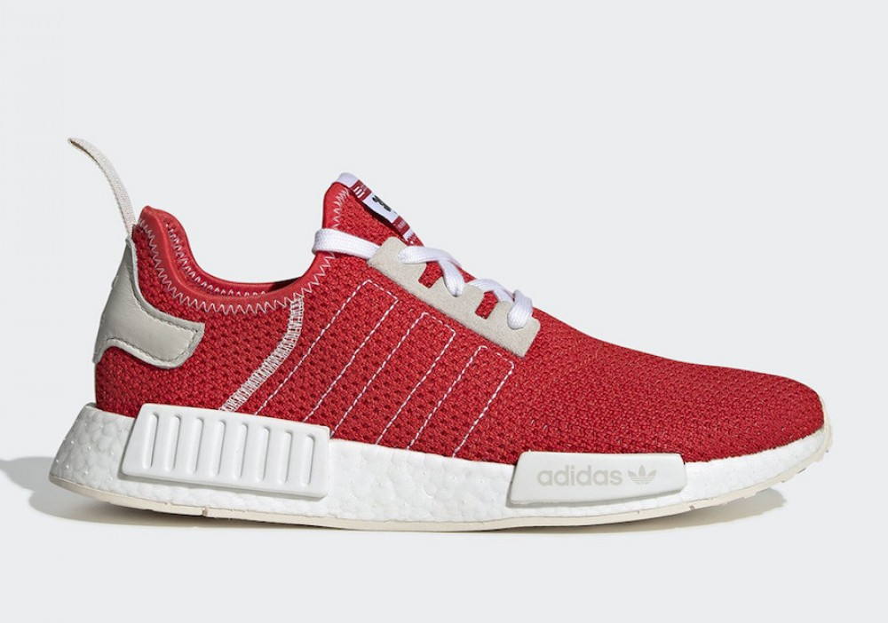 adidas nmd r1 rouge