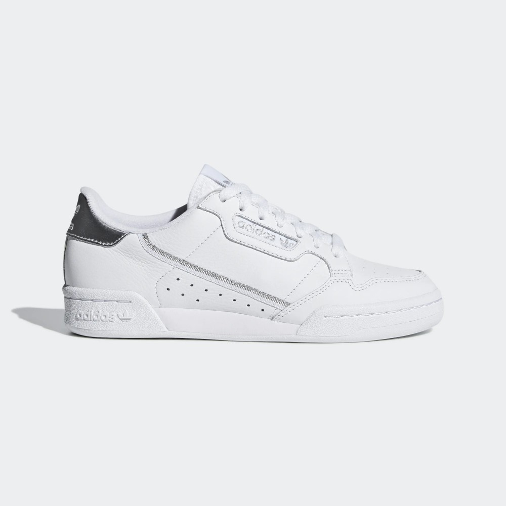 adidas Continental 80 Femme Blanche/Argent EE8925 ...