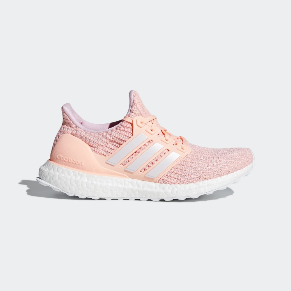 adidas Ultraboost Rose/Orange Femme F36126 | hightheone.com