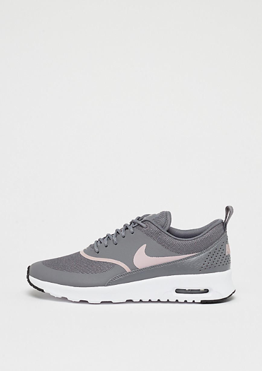 super popular 7754d fa6f3 Plus de vues. Nike Femme Air Max Thea Gris Rose-Noir 599409-029