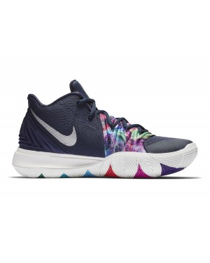 Nike Kyrie 5 Bleu/Multi-Color AO2918-900
