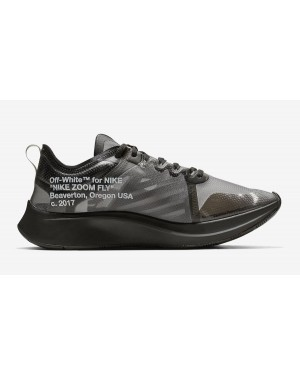 Off-White x Nike Zoom Fly SP Noir/Blanche-Cone AJ4588-001