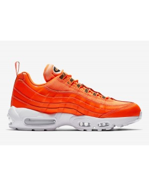 Nike Air Max 95 Premium Orange/Noir-Blanche 538416-801