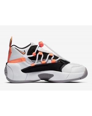 Nike Air Swoopes 2 Blanche/Orange-Noir-Blanche 917592-102
