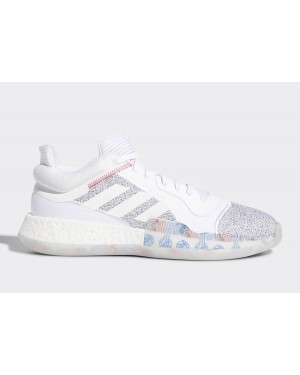 adidas Marquee Boost Low Blanche/Blanche G27745