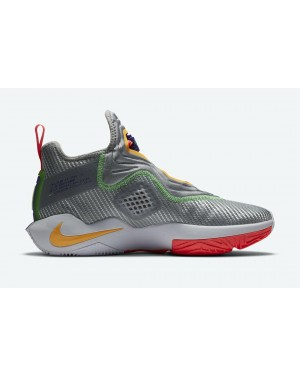 """LeBron Soldier 14 """"Hare"""" - Gris - Nike - CK6047-001"""
