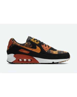 "Air Max 90 ""Orange Camo"" - Orange Camo - Nike - CZ7889-001"