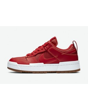 Nike Dunk Low Disrupt Rouge CK6654-600