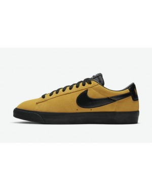 Nike SB Blazer Low GT Or/Noir 704939-700