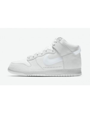 Slam Jam x Nike Dunk High Blanche/Clear-Pure Platinum DA1639-100