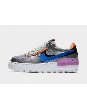 Nike Air Force 1 Shadow Argent CW6030-001