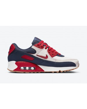 "Nike Air Max 90 ""Home & Away"" Bleu CJ0611-101"