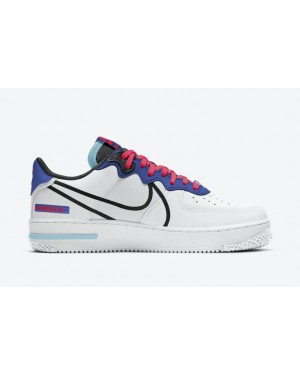 Nike Air Force 1 React Blanche CT1020-102