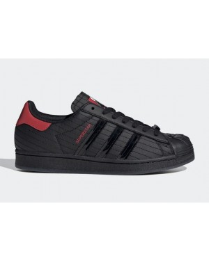 "Star Wars x adidas Superstar ""Darth Vader"" Noir FX9302"