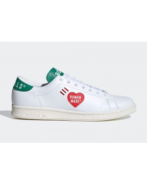 Human Made x adidas Stan Smith Blanche FY0734