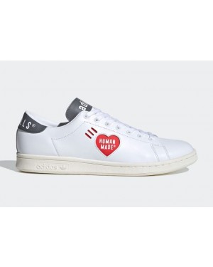Human Made x adidas Stan Smith Blanche FY0736
