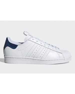 "adidas Superstar ""New York City"" Blanche/Bleu-Noir FW2803"