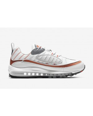 Nike Air Max 98 Blanche CD0132-002