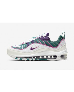 Nike Air Max 98 Gris/Pure Platinum-Sail CI3709-301
