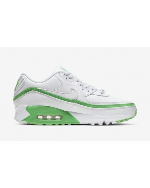 Undefeated x Nike Air Max 90 Blanche/Vert CJ7197-104