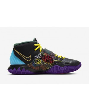 "Nike Kyrie 6 ""Chinese New Year"" Noir CD5029-001"