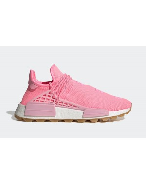 Pharrell adidas NMD Hu Trail Sun/Calm Rose EG7740