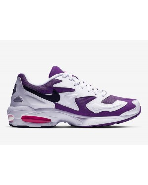 Nike Air Max 2 Light OG Blanche Violet Rose AO1741-103