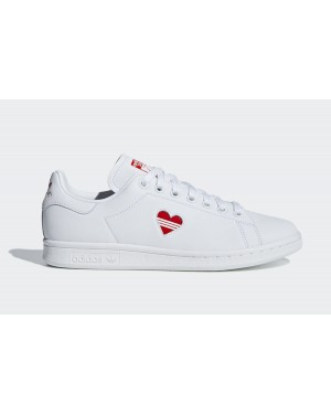 adidas Stan Smith Femme Valentine's Day Blanche G27893