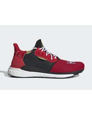 adidas Originals Solar Hu Glide M CNY Rouge Sneakers EE8701