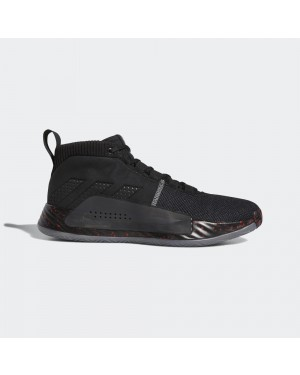 Adidas Dame 5 Homme Basketball Sneakers BB9316 Noir