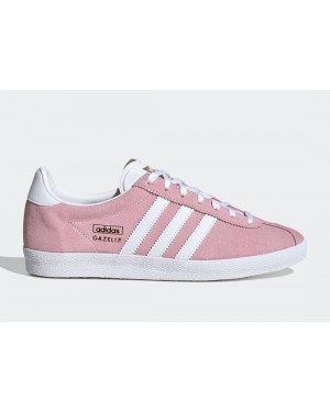 adidas Gazelle OG Rose/Blanche-Or Métallique FV7750
