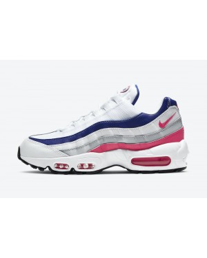 Nike Air Max 95 Blanche/Navy-Rose-Gris DC9210-100