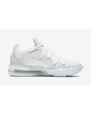 Nike LeBron 17 Low Blanche CD5007-103