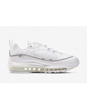 Nike Air Max 98 Cut Away Blanche - CJ0634-101