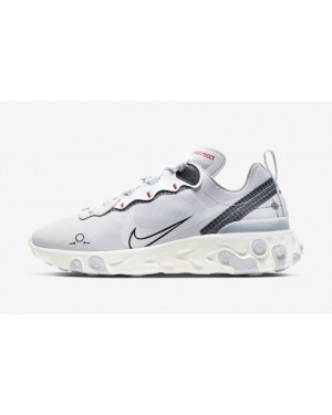 Nike React Element 55 Schematic Gris - CU3009-002