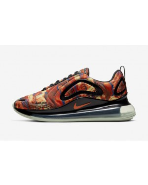 Nike Air Max 720 Multi-Color Orange - CU4730-900