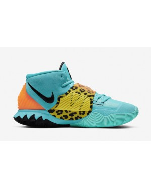 Nike Kyrie 6 Oracle Aqua BQ4630-300