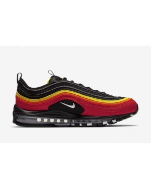 Nike CT4525-001 Air Max 97 Homme Running Chaussure Noir/Rouge