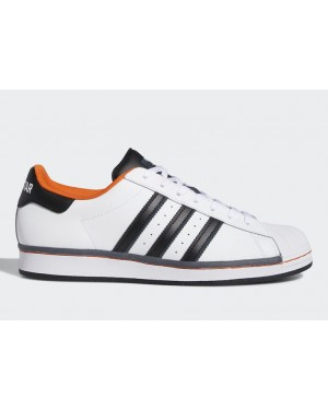 Superstar vs. Streetball 'Orange' - adidas - FV8271