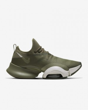 Nike Air Zoom SuperRep Sneakers Running Olive CD3460-223