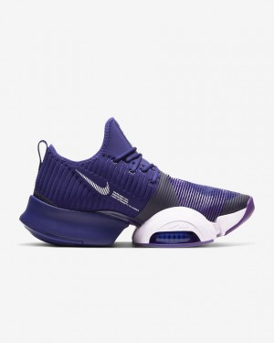 Nike Air Zoom SuperRep Regency Violet Femme - BQ7043-550