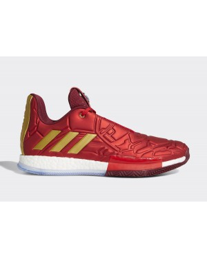 Marvel x adidas Harden Vol. 3 Iron Man EF2397