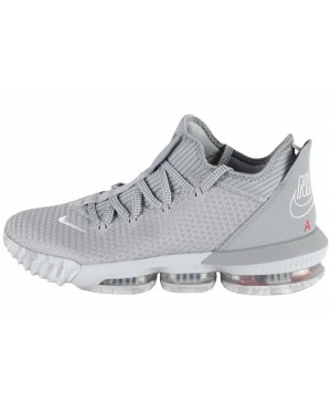 Nike LeBron 16 Low Gris Rouge CI2668-003