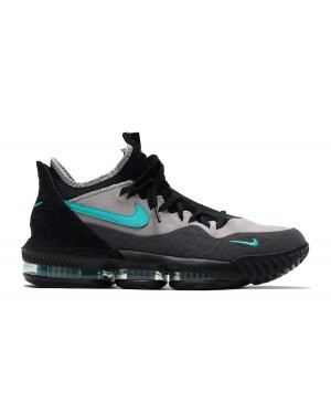 atmos Nike LeBron 16 Low Clear Jade CD9471-003