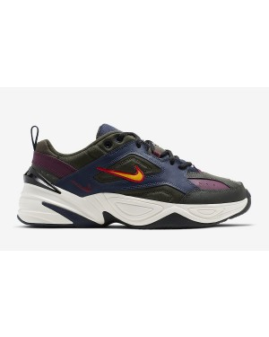 NIKE M2K TEKNO AV4789-401 Midnight Navy/Or