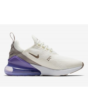 Nike Air Max 270 Beige Space Violet AH6789-107