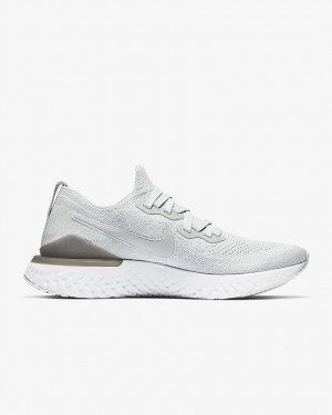 Nike Epic React Flyknit 2 - Pure Platinum BQ8928-004