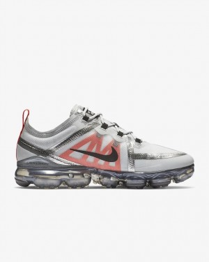 Nike Air Vapormax 2019 Blanche/Argent AR6631-003