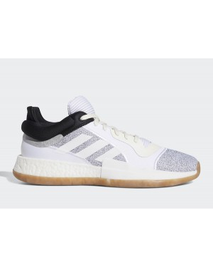 adidas Marquee Boost Low Blanche/Gris D96933