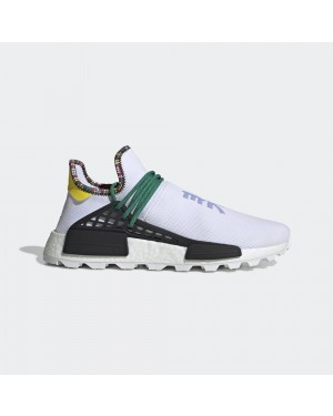 adidas NMD Hu Pharrell Inspiration Pack Blanche EE7583